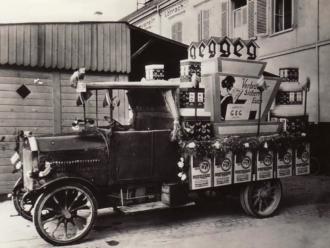 1920 Automobil GEG und ZdK
