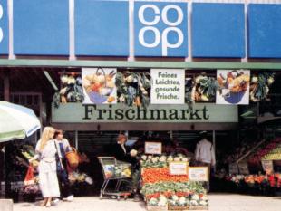 coop Frischmarkt 1984