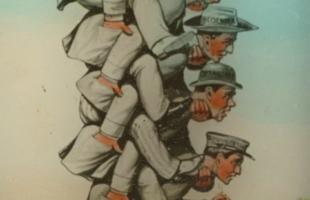 Der bedrückte Konsument 1920