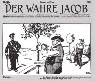 Der wahre Jacob 1905