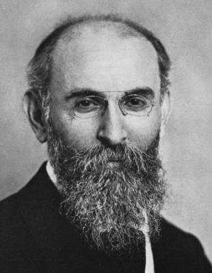 Eduard Pfeifer 1835-1921
