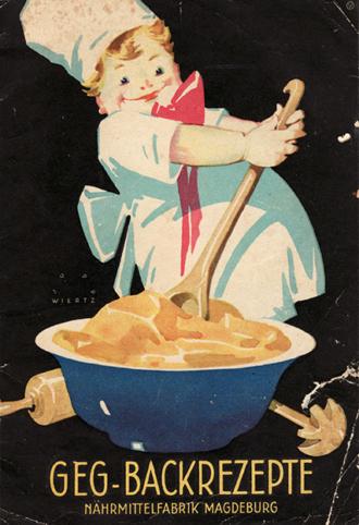 geg Backrezepte 1920