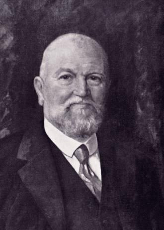 Gründer Heinrich Kaufmann 1864-1928