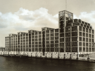 Hauptlager geg Hamburg 1933