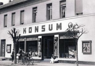 Konsumladen 1950