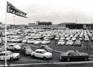 Plaza Kiel 1971