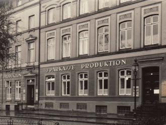 Sparen Produktion 1930