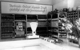 Vertraue Kraft Genossenschaft 1954