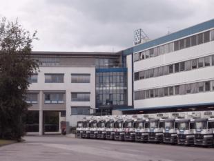 Zentrale coop eg Kiel 1999