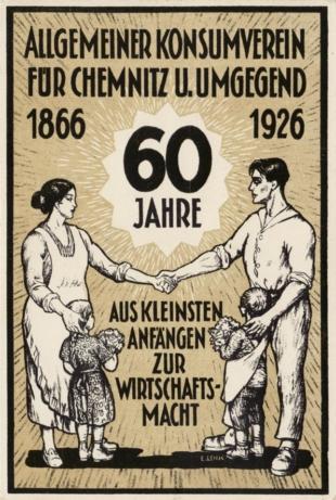 Consumverein Chemnitz 1926