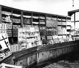 Consum Laden Ulm 1890