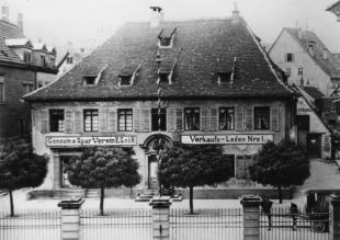 Consum Sparverein Esslingen 1860