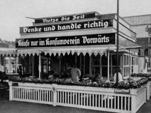 Denke und handle Consumverein 1929