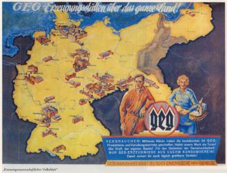 geg Erzeugungsstaetten 1932