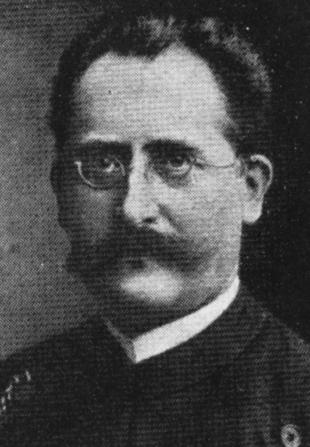 Gründer Adolph von Elm 1857-1916