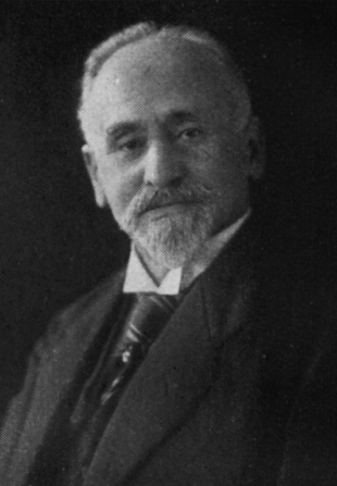 Gründer Raphael Ernst May 1858-1933