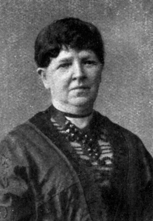 Gründerin Helma Steinbach 1847-1918