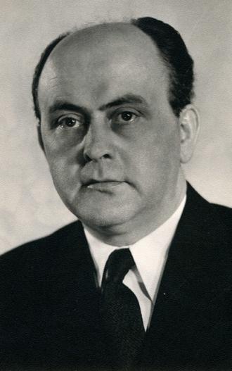 Gustav Dahrendorf 1901-1954