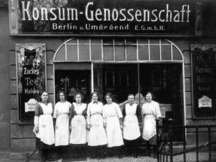 Konsumgenossenschaft Berlin 1910