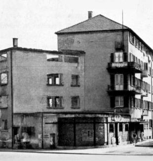 Konsumladen 1945
