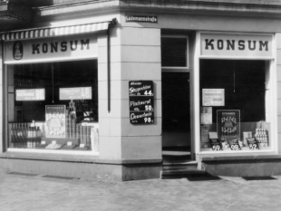 Konsumladen 1947