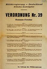 Verordnung 39
